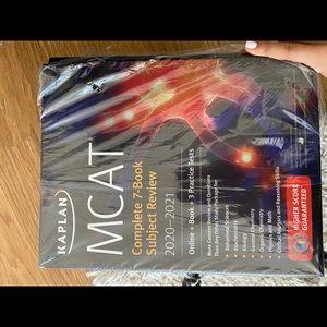 Kaplan Other - Kaplan MCAT 7-book subject review 2020-2021
